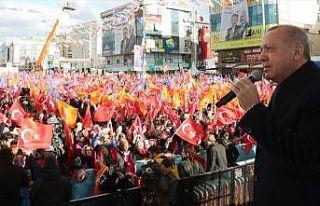 Cumhurbaşkanı Erdoğan: CHP'ye bir Osmanlı tokadını...