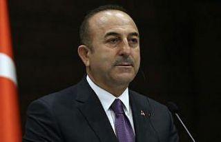 Dışişleri Bakanı Çavuşoğlu: Resmi pasaport...