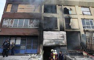 İskitler'de metruk binadaki yangında 5 kişi hayatını...