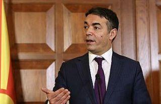 Kuzey Makedonya Dışişleri Bakanı Dimitrov: Her...