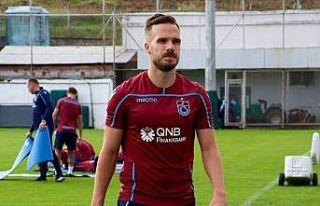 Trabzonspor'a Novak'tan kötü haber