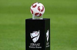 Ziraat Türkiye Kupası'nda yarı final programı...