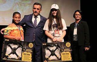 41. Uluslararası 23 Nisan Çocuk Şenliği Samsun'da...