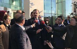 AK Parti İl Başkanı Şenocak: YSK'nin kararına...