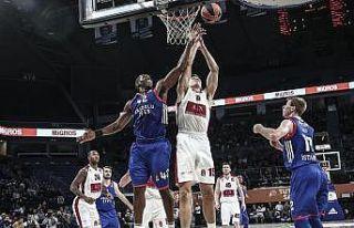 Anadolu Efes'in son hafta konuğu Olimpia Milan