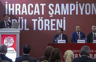 ÇCSİB Başkanı Çenesiz: Tam gaz üretim ve ihracatta...