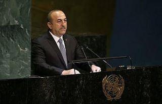 Dışişleri Bakanı Çavuşoğlu: Bugün teröristlere...