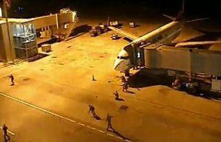 FETÖ'nün Atatürk Havalimanı'nı işgal girişiminin...