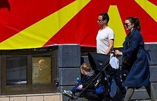 Kuzey Makedonya cumhurbaşkanlığı seçimi için...
