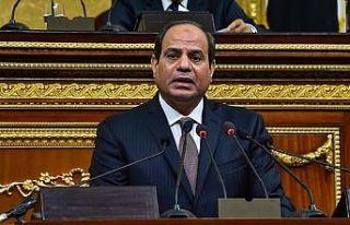 Mısır Cumhurbaşkanı Sisi'nin 2030'a kadar görevde...