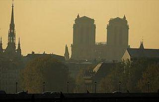 Notre Dame için uluslararası mimari yarışması...