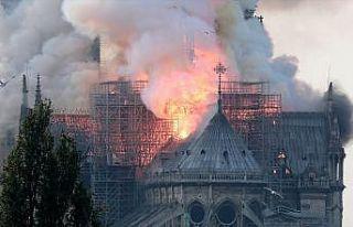 Notre Dame Katedrali dijital kopyasıyla yeniden hayat...