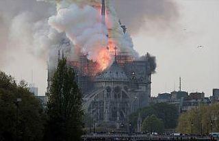 Notre Dame Katedrali için 388 milyon avro daha bağış...