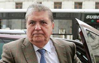 Peru'nun eski Devlet Başkanı Garcia tutuklanmadan...