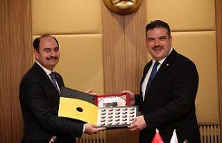 PTT AŞ ve Anadolu Üniversitesi'nden Örnek İşbirliği