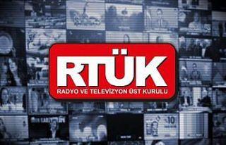 RTÜK'ten 5 kategoride 50 kanala ve programlarına...