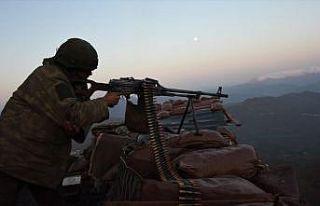 TSK'nin operasyonları terör örgütünde panik yarattı