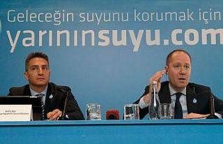 'Türkiye'de kişi başı 190 litre su tüketiliyor'