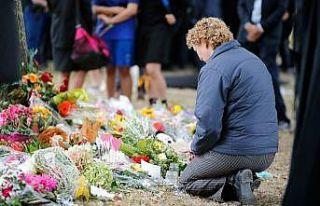 Yeni Zelanda'daki terör mağdurlarına 139 ülkeden...