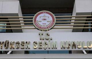 YSK'dan İstanbul Kararı