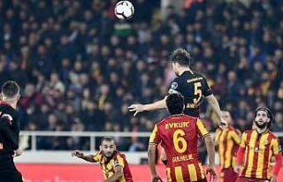 Ziraat Türkiye Kupası'nda yarı final heyecanı...