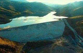 Başkentin barajlarında doluluk oranı rekor seviyede