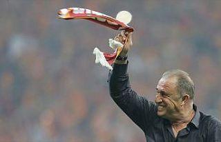 Galatasaray Teknik Direktörü Terim: Alnımızın...