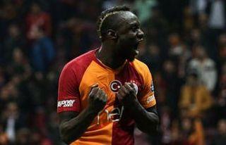 Mbaye Diagne'den Süper Lig rekoru