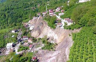 Ordu Valisi Yavuz: 61 bina ve 80 konutu tahliye etmek...
