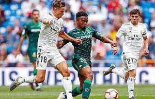 Real Madrid sezonu mağlubiyetle noktaladı