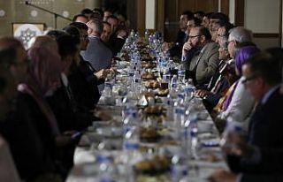 Türkiye'nin Washington Büyükelçiliğinden iftar...
