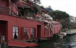 Yalıya çarpan geminin sahibi zarara karşılık...
