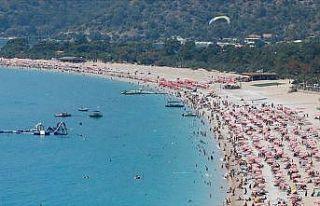 1 milyondan fazla Rus polis için Türkiye tatilinin...