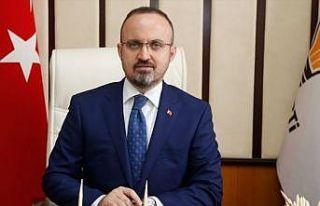 AK Parti Grup Başkanvekili Turan: Askeralma Kanunu...