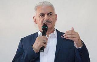 AK Parti İBB Başkan Adayı Yıldırım: İstanbul'da...