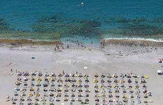 Antalya'ya gelen Letonyalı turist sayısında yüzde...