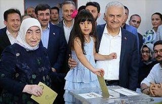 Binali Yıldırım: İstanbul halkının verdiği...