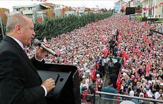 Cumhurbaşkanı Erdoğan: Mısır'ın uluslararası...
