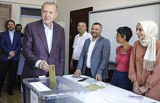 Cumhurbaşkanı Erdoğan: Seçmen en isabetli kararı...