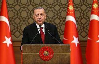 Erdoğan Cumhurbaşkanlığı Hükümet Sistemi'nde...