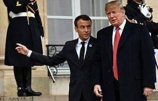 Fransa Cumhurbaşkanı Macron: Trump Avrupa'ya karşı...