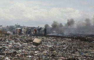 Gana'daki e-atık merkezi insan sağlığını tehdit...