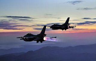 Irak'ın kuzeyinde PKK'lı 2 terörist etkisiz hale...