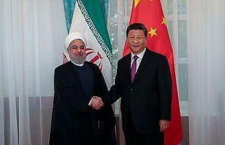 İran ve Çin liderlerinden ABD'nin tek taraflı politikalarına...