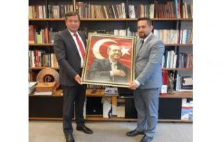 Kalbiselim'den Ankara Ziyaretleri