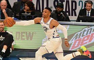 NBA'de sezonun MVP'si Giannis Antetokounmpo