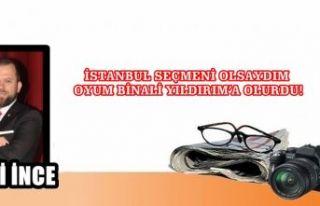 NECMİ İNCE YAZDI !