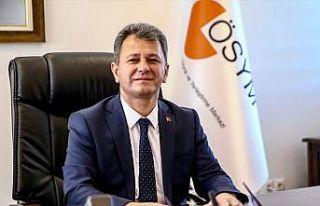 ÖSYM Başkanı Prof. Dr. Aygün: YKS'ye toplam 2...