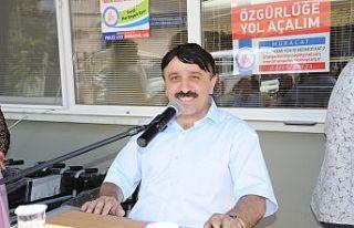 SAKATLAR DERNEĞİNDEN KALDIRIM İŞGALİNİ SONLANDIRAN...