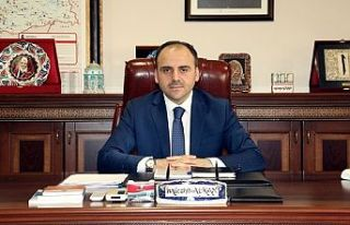 Şeker Fabrikaları Genel Müdürü Mücahit Alkan...